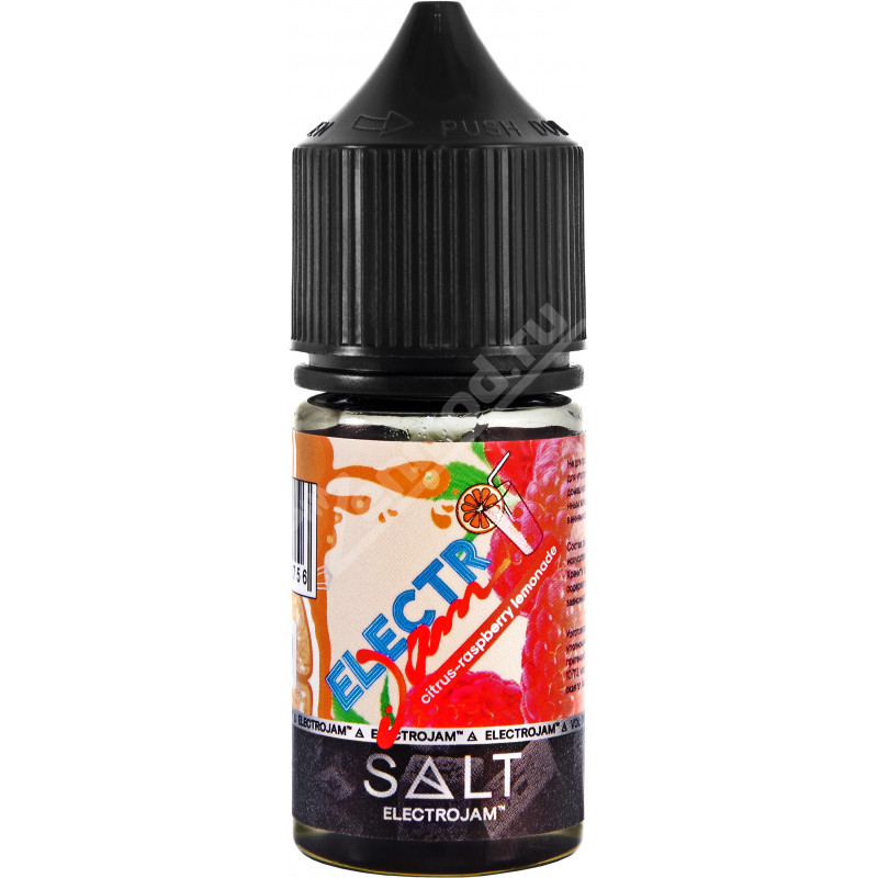 Electro Jam SALT - Citrus-Raspberry Lemonade 30мл