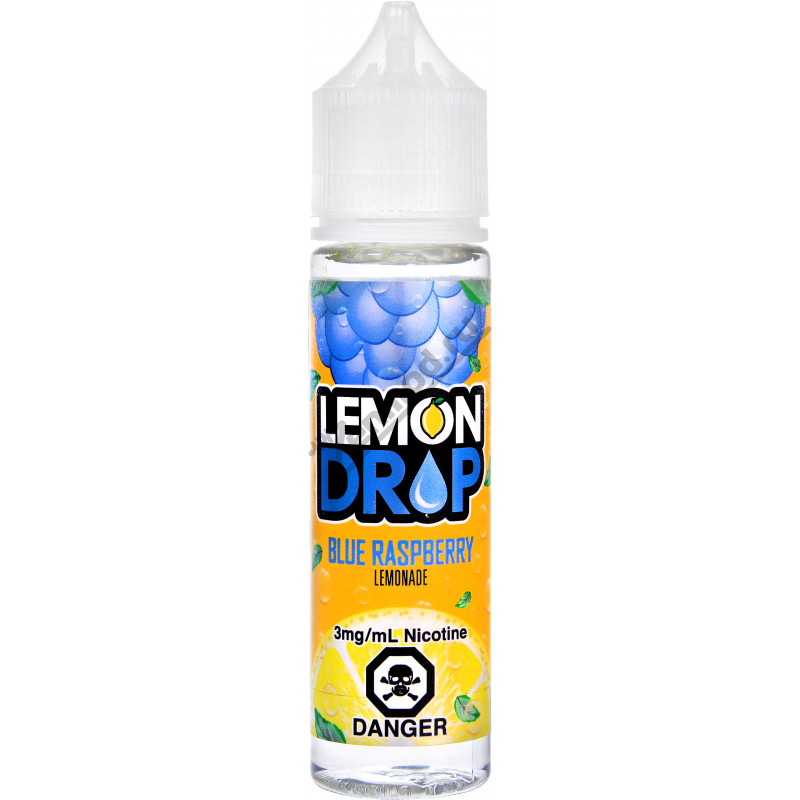 LEMON DROP - Blue Raspberry Lemonade 60мл